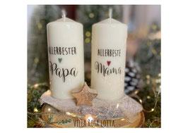 Bluke044 Kerze ⋆ Beste Mama ⋆
