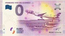 MEBK 2019-3 PRIMEIRO VOO DO A330 NEO - 2018