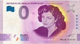 """MEAQ 2020-4 RETRATO DE AMALIA RODRIGUES - COLECCAO MUSEU DO CARAMULO """"ANNIVERSARY"""""""