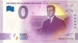 "MEAQ 2021-5 ANTONIO DE OLIVEIRA SALAZAR ""ANNIVERSARY"""