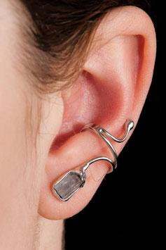 Ohrring mit Aquamarin 816S