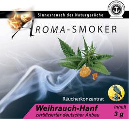 Weihrauch-Hanf  3 g