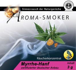 Myrrhe-Hanf Starter-Paket