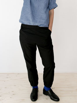 Almost long trousers  Pattern - The Assembly Line Multisize XS-L