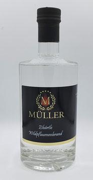 Zibärtle Wildpflaumenbrand | 0,5l | 40% vol.