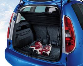 Kunststoffwanne für den Kofferraum Roomster