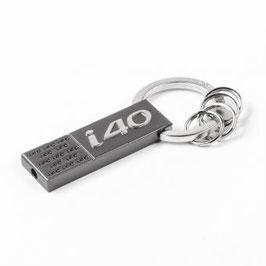 Hyundai Schlüsselanhänger i40