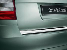 Verchromte Leiste an der Heckklappe (Octavia II Limousine. ab KW 45/08)