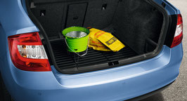 Gummimatte für Kofferraum Rapid Limousine