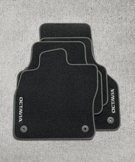 Textilfußmatten-Set Standard Octavia III