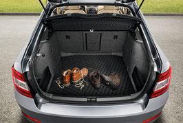 Gummimatte für Kofferraum Octavia III Limousine
