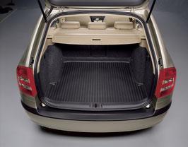 Gummitextilmatte für Kofferraum Octavia II Limousine