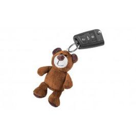 """Schlüsselanhänger Teddybär """"Kodi"""" 10,5 cm"""