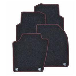 Textilfußmatten-Set Premium Fabia III