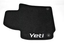 Textilfußmatten-Set Premium Yeti