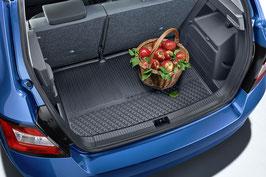 Gummimatte für Kofferraum Fabia III Limousine