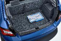 Gepäckfixierung / Cargoelemente für den Kofferraum, 2 St