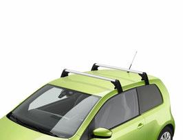 Dachgrundträger Aluminium für 3-türer