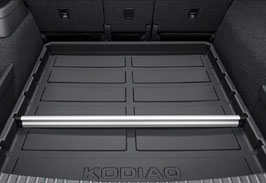 Kofferraumwanne mit erhöhtem Rand Kodiaq
