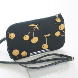 お財布ショルダーバッグ【イベント用】ゴールドチェリー