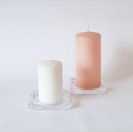 Kerzenunter-setzer eckig