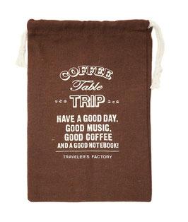 コーヒーバッグ<S> ダークブラウン