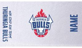 Thuringia Bulls Gametowel weiß