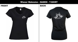T-Shirt: Wiener Wahnsinn Logo (D)