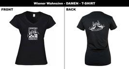 T-Shirt: Schriftzug und Logo (D)