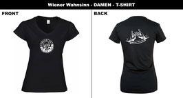 T-Shirt: Donaustadt - do bin i her (D)