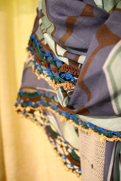SHAWL-Crochet