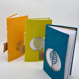 carnet de notes à reliure écolière