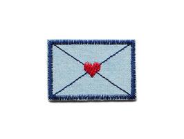 Liebesbrief Patch
