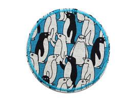 Pinguin Hosenflicken