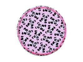 Pandabär Hosenflicken