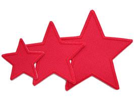 Regenhosen Stern rot