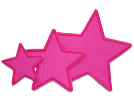 Regenhosen Stern pink