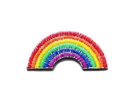 Regenbogen Patch mini