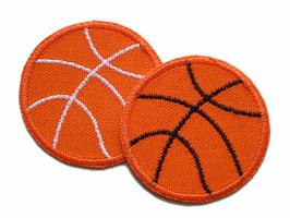 Basketball Aufnäher Applikation