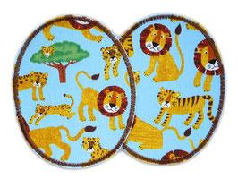 2 Knieflicken Safari
