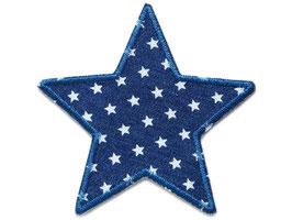 Stern Jeans Sternchen Aufnäher