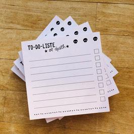 Die kleine To-Do-Liste of death