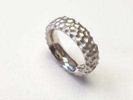 """Schmaler Ring """"Dots"""" aus 925er Silber"""