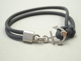 """Armband """"Glaube-Liebe-Hoffnung"""" mit 925er Silber und Gold"""