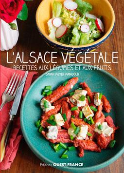 """Livre de recettes """"L'Alsace végétale"""""""