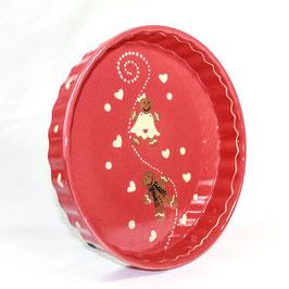 Moule à tarte / Tourtière