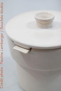 Pot Double + Livre de recettes