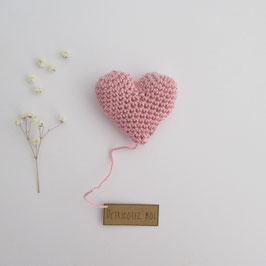 Boîte Surprise Coeur Parme