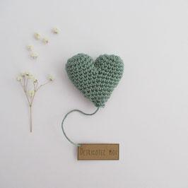 Boîte Surprise Coeur Eucalyptus