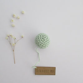 Boîte Surprise Boule Vert Pâle